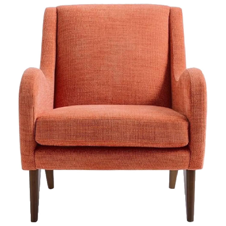 West Elm Sebastian Chair in Desert Sunset - image-0