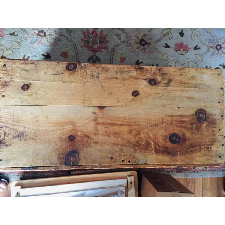 Katz Toy Corp. Antique NYC Wood Crate - image-3