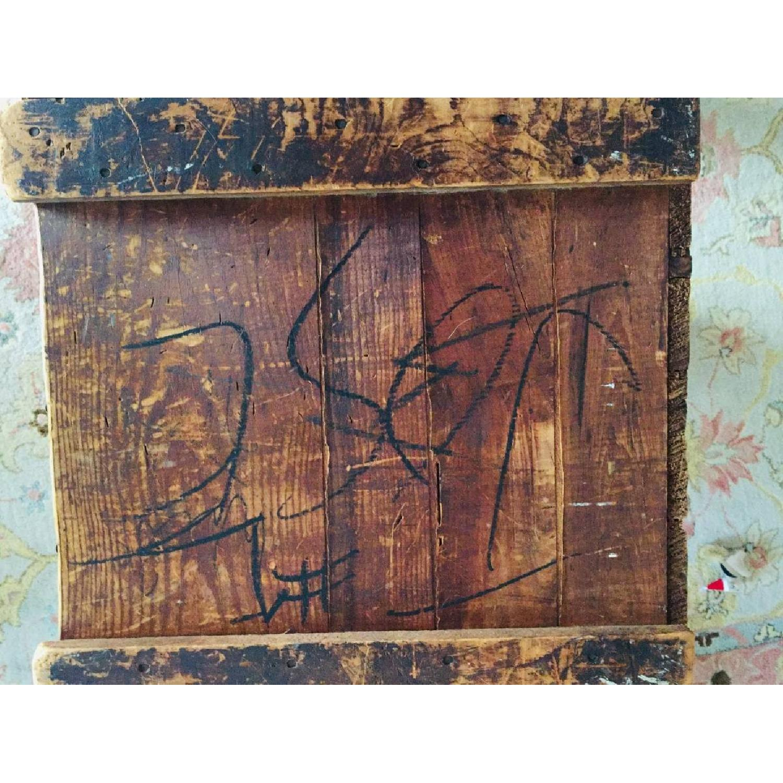 Katz Toy Corp. Antique NYC Wood Crate - image-6