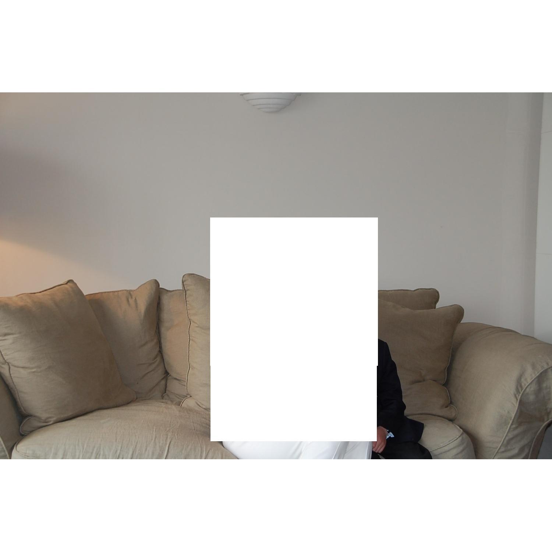 Shabby Chic Rachel Ashwell Floris Sofa - image-2