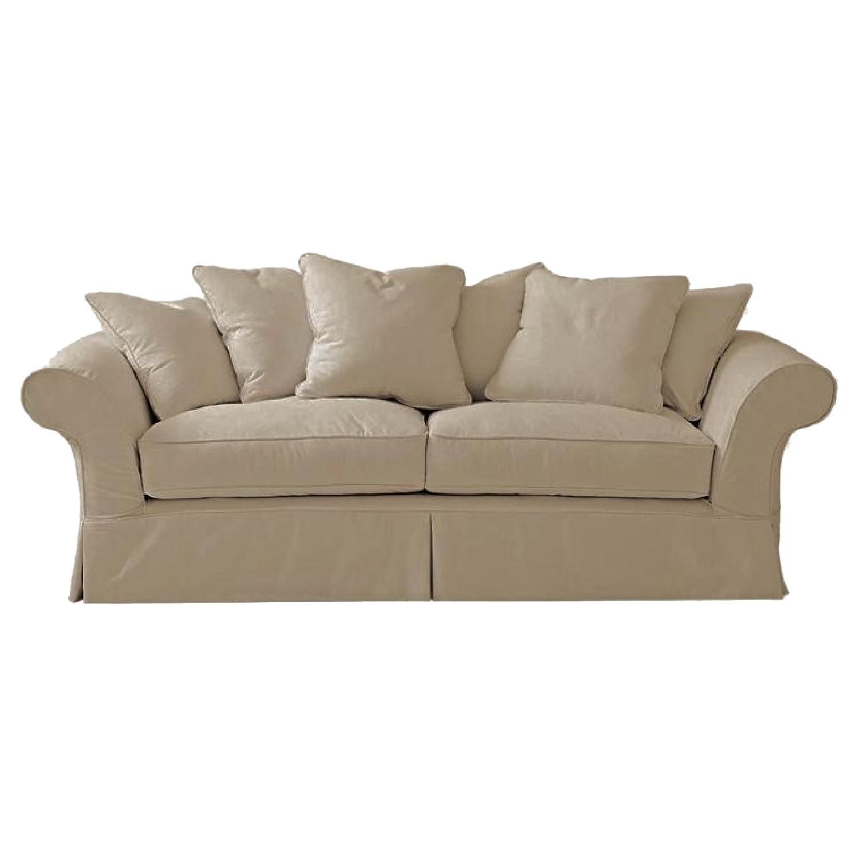 Shabby Chic Rachel Ashwell Floris Sofa - image-0