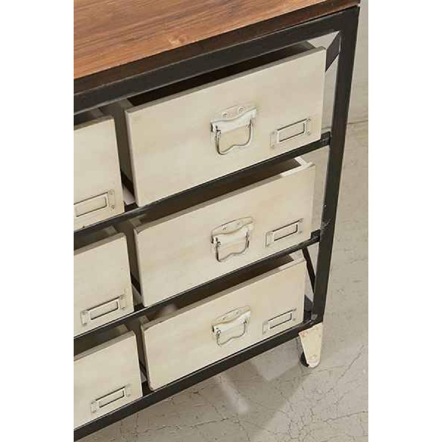 Urban Outfitters Mini Industrial Storage Chests - image-1