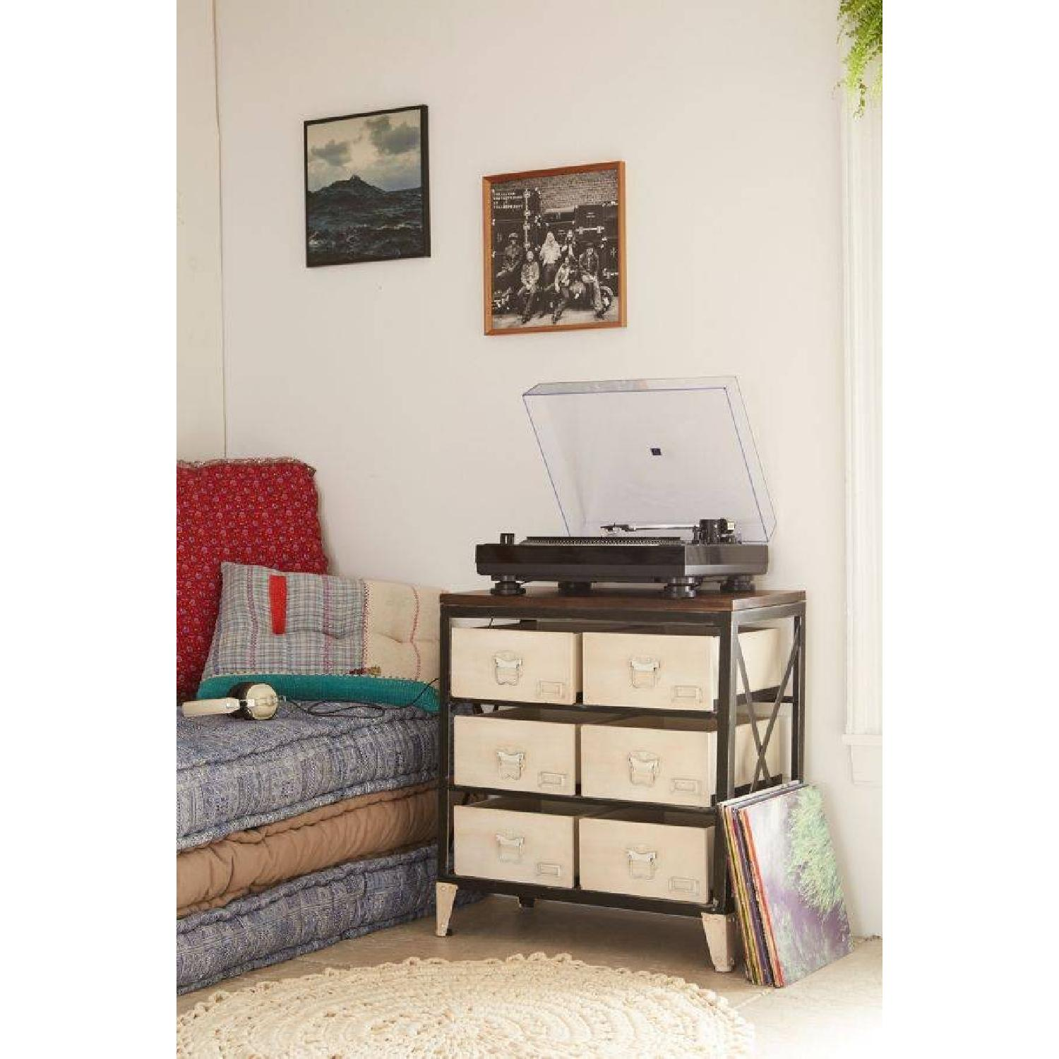 Urban Outfitters Mini Industrial Storage Chests - image-2