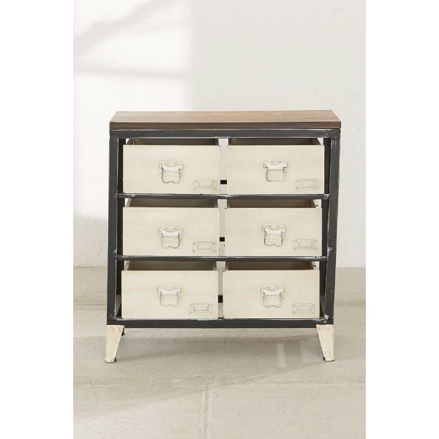 Urban Outfitters Mini Industrial Storage Chests - image-3