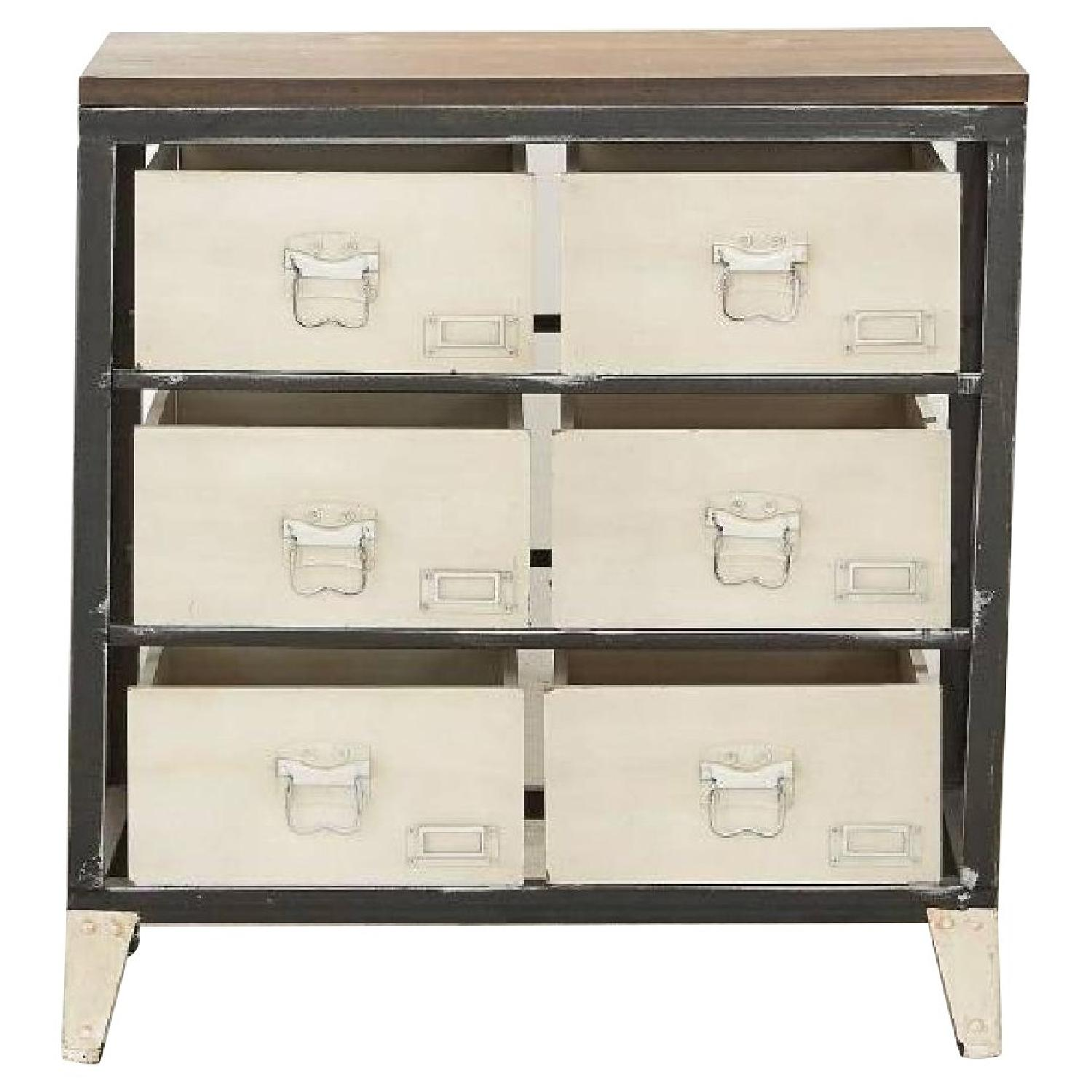 Urban Outfitters Mini Industrial Storage Chests - image-0