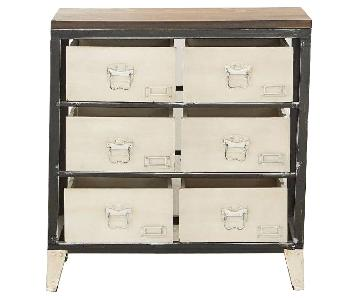 Urban Outfitters Mini Industrial Storage Chests