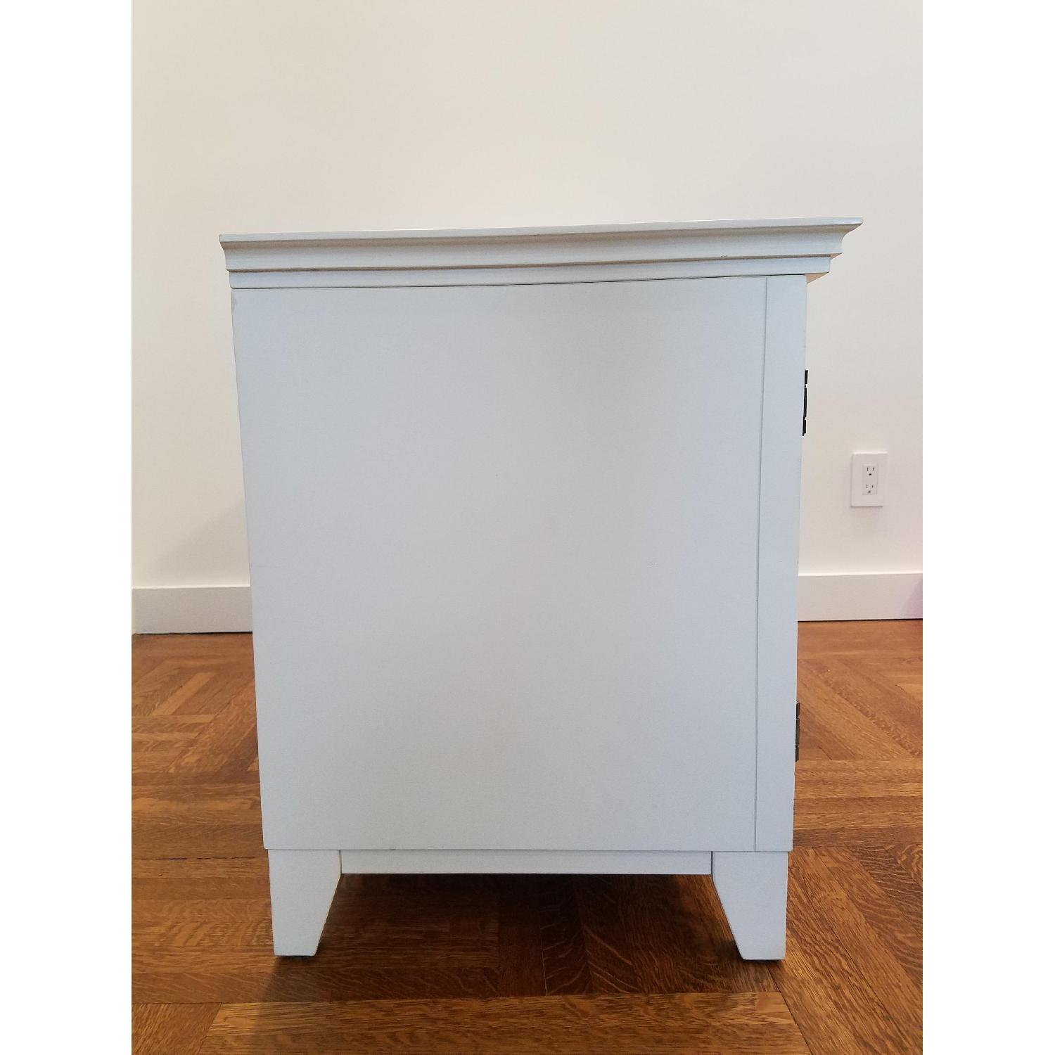 Pottery Barn Entertainment Console