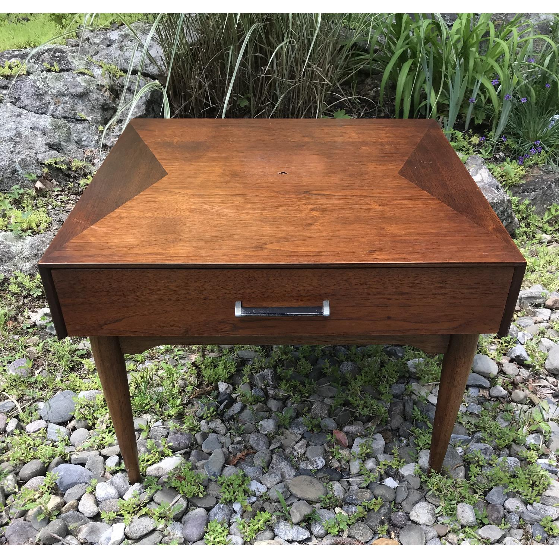 Mid Century Modern Side Table/Nightstand - image-1