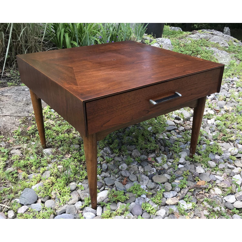 Mid Century Modern Side Table/Nightstand - image-2