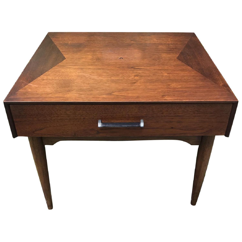 Mid Century Modern Side Table/Nightstand - image-0