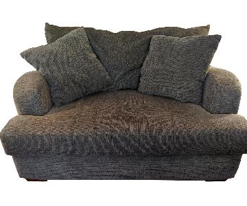 Town & Country Oversized Loveseat