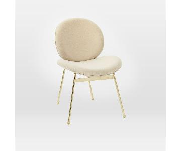 West Elm Jane Dining/Accent Chairs