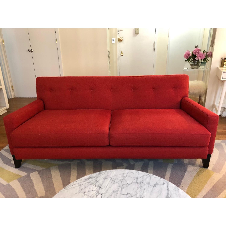 "Room & Board Mid-Century Modern 73"" Sofa - image-1"