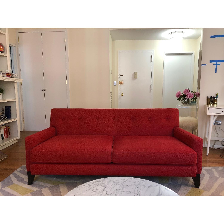 "Room & Board Mid-Century Modern 73"" Sofa - image-2"