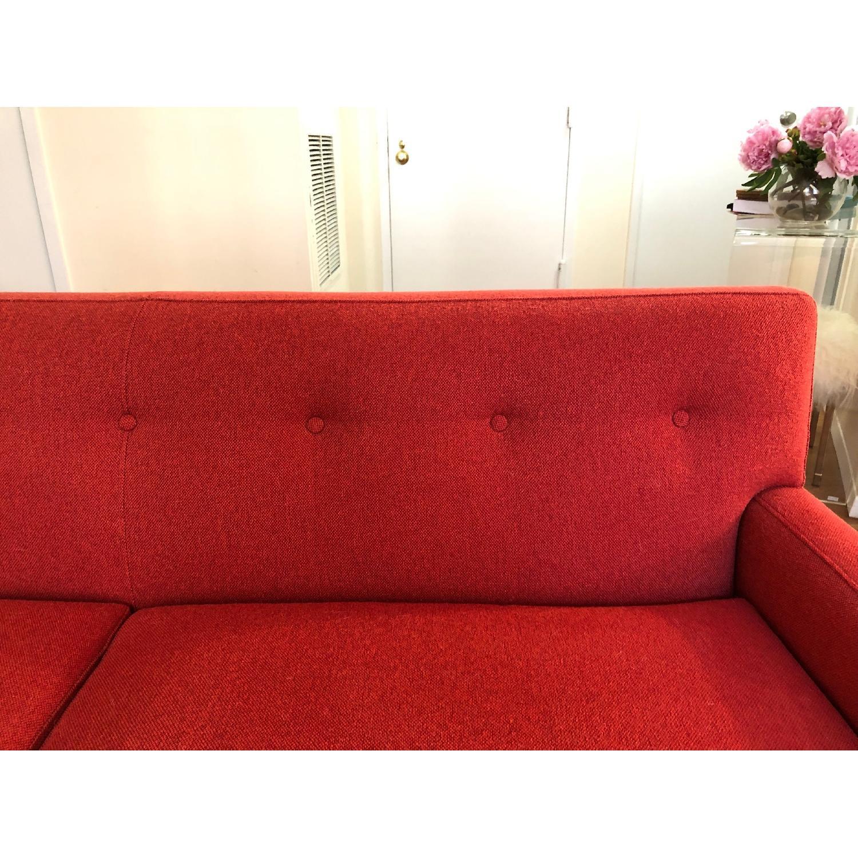 "Room & Board Mid-Century Modern 73"" Sofa - image-4"