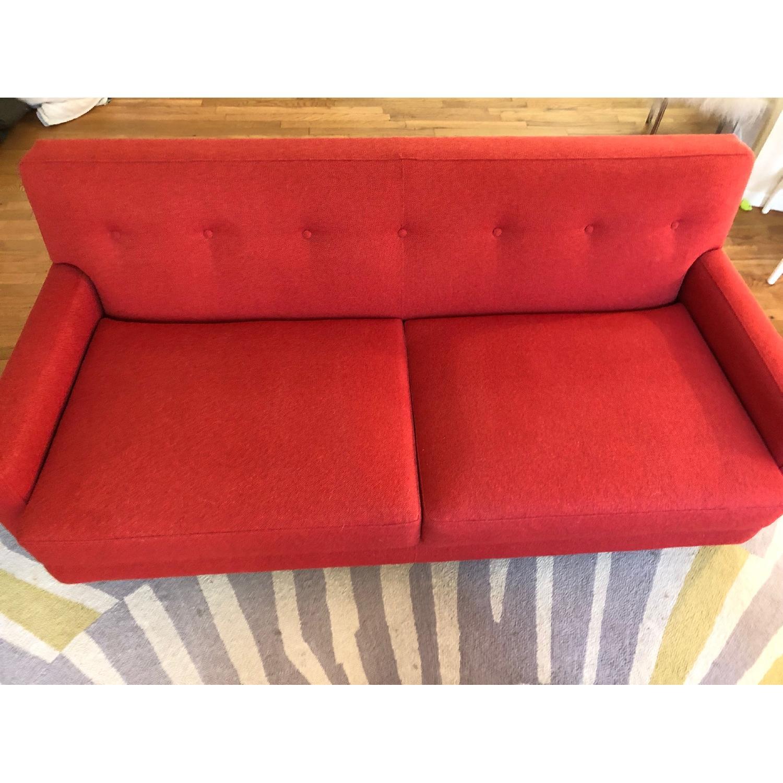 "Room & Board Mid-Century Modern 73"" Sofa - image-8"