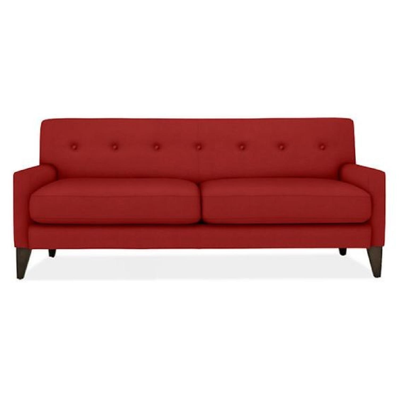 "Room & Board Mid-Century Modern 73"" Sofa - image-0"