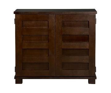 Crate & Barrel Incognito Desk