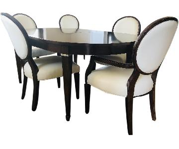 Bernhardt 7-Piece Expandable Dining Set