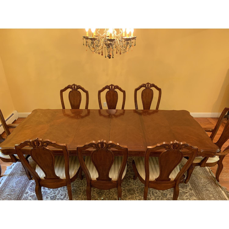 Wood 9-Piece Dining Set - image-2