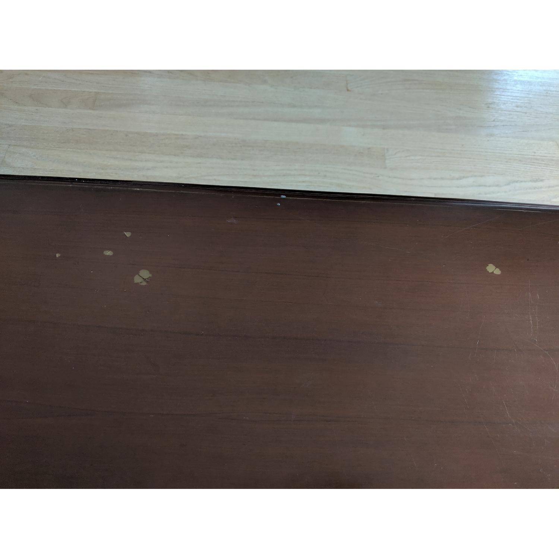 Custom Made Hand Carved Coffee Table - image-2