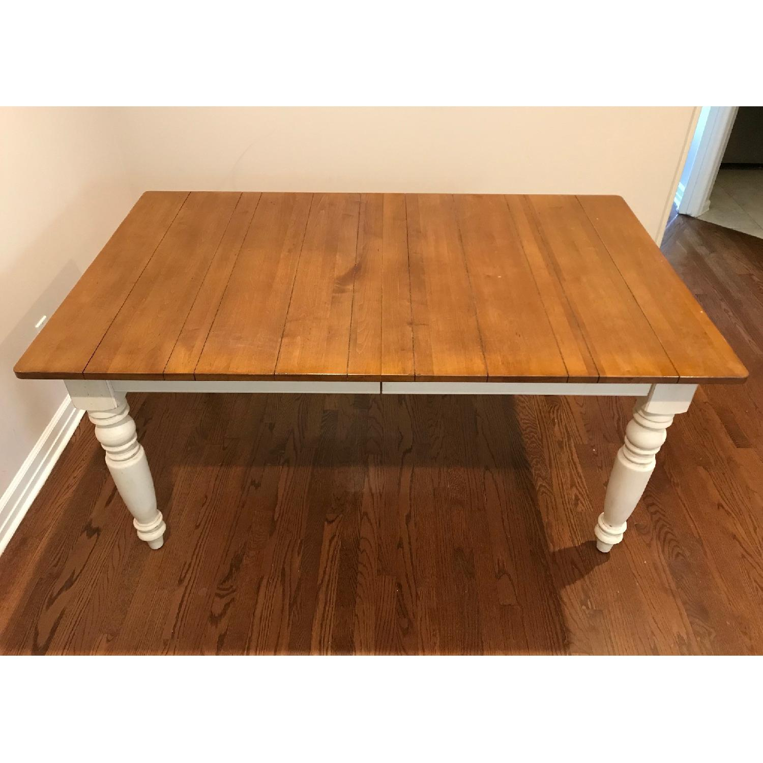 Ethan Allen Miller Dining Table - image-1
