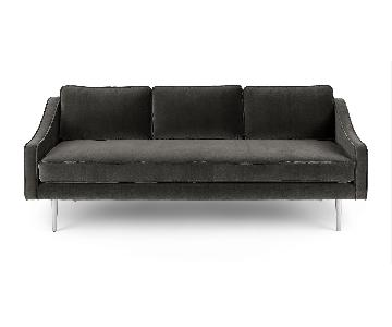 Article Mirage Light Grey Sofa