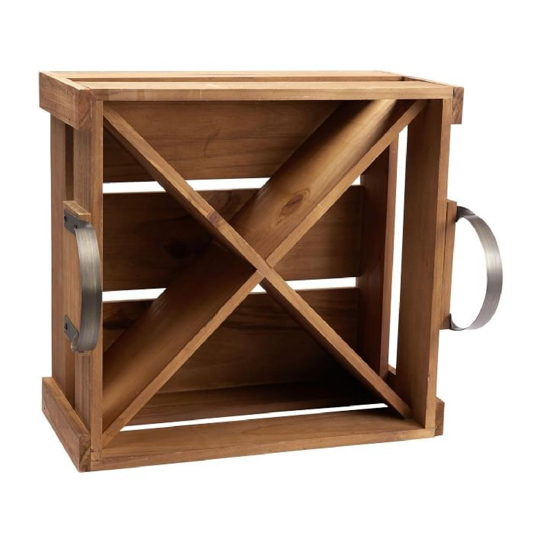 Pottery Barn Founder's Wine Storage Box - image-0