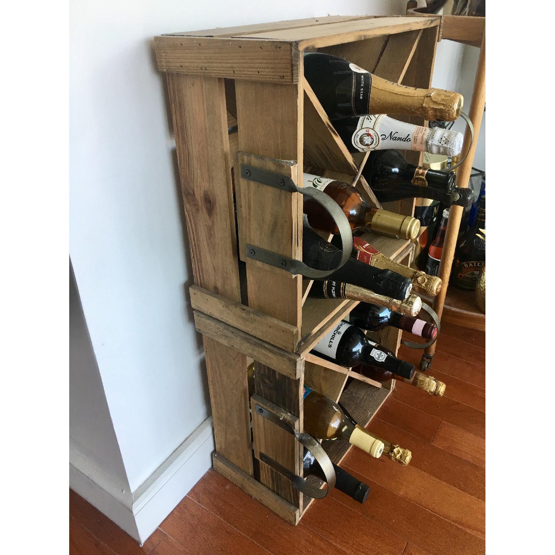 Pottery Barn Founder's Wine Storage Box - image-2