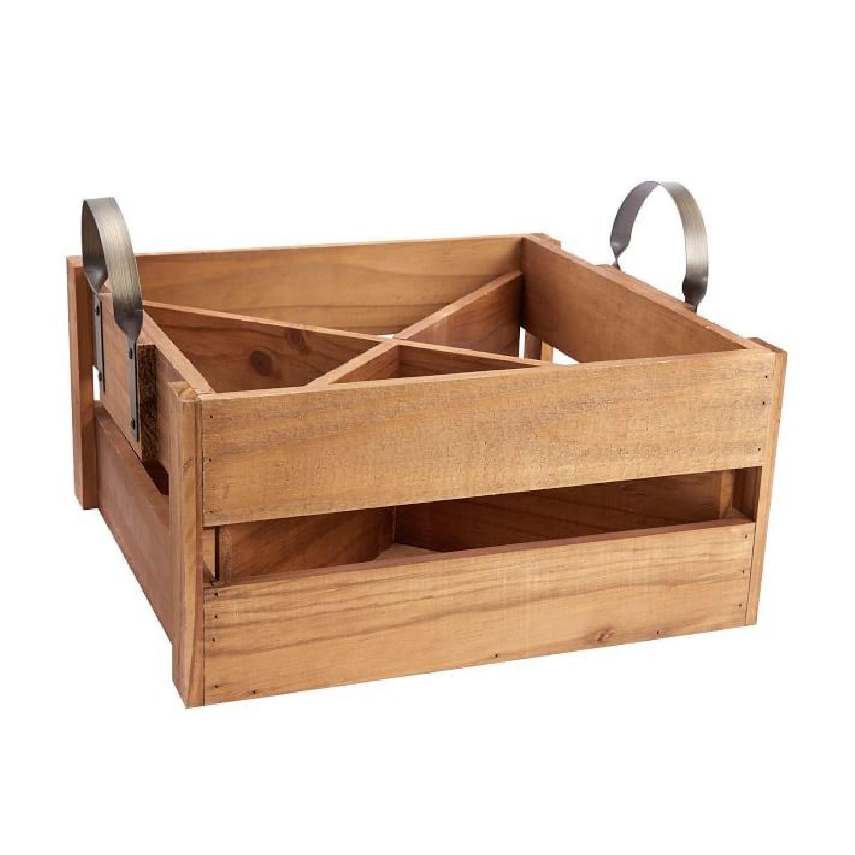 Pottery Barn Founder's Wine Storage Box - image-3