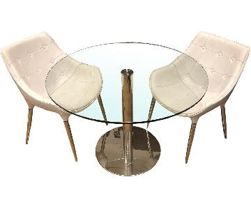 Modani Eve Dining Table w/ 2 Chairs
