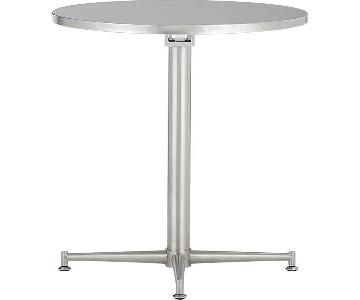 CB2 90 Degrees Bistro Table