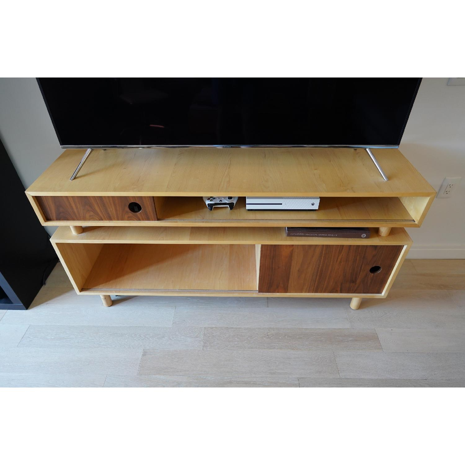 Urban Outfitters Hamilton Wood Media Console - image-1