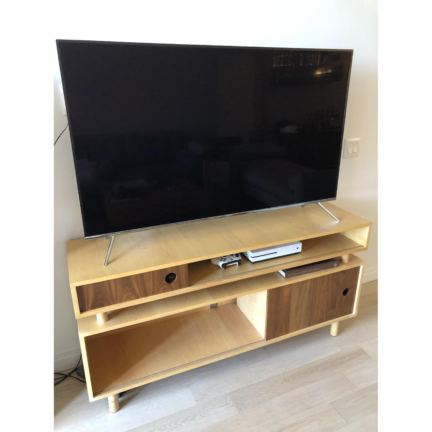 Urban Outfitters Hamilton Wood Media Console - image-2