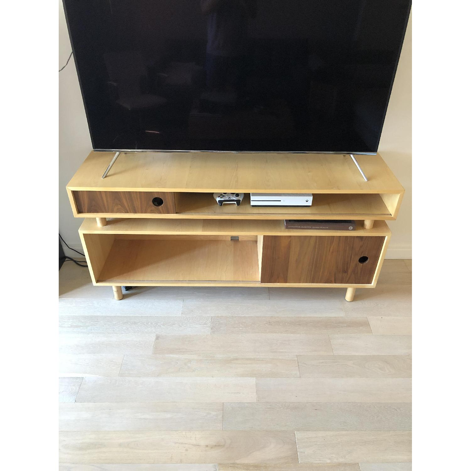 Urban Outfitters Hamilton Wood Media Console - image-3