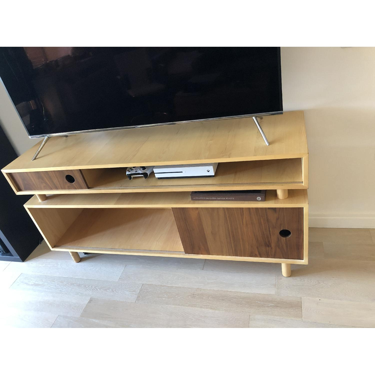 Urban Outfitters Hamilton Wood Media Console - image-4