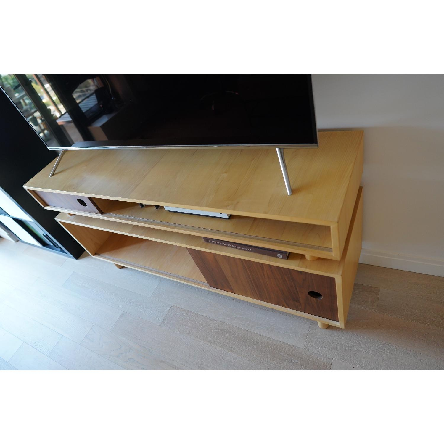 Urban Outfitters Hamilton Wood Media Console - image-5