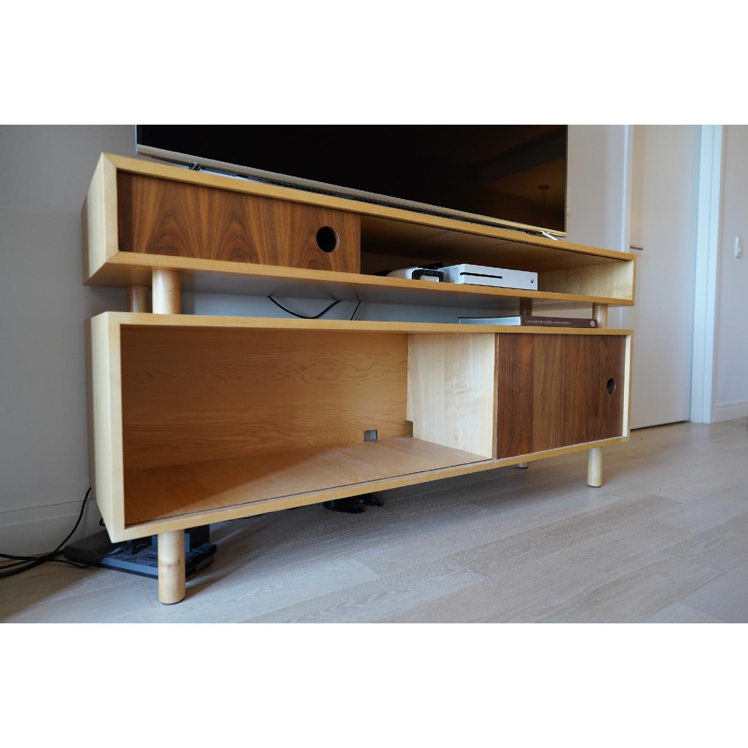 Urban Outfitters Hamilton Wood Media Console - image-6