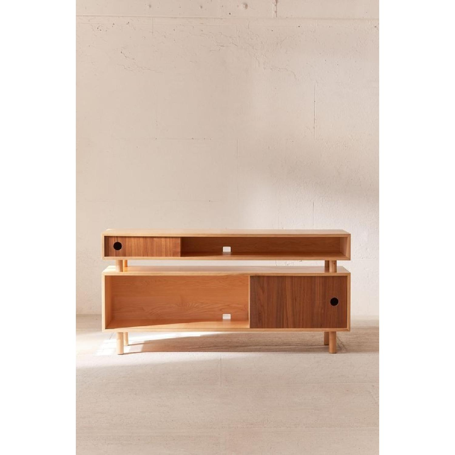 Urban Outfitters Hamilton Wood Media Console - image-7
