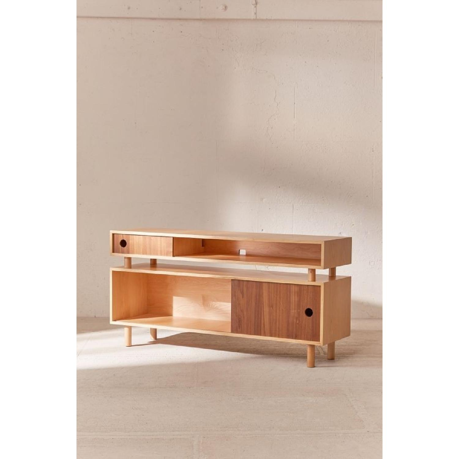 Urban Outfitters Hamilton Wood Media Console - image-8