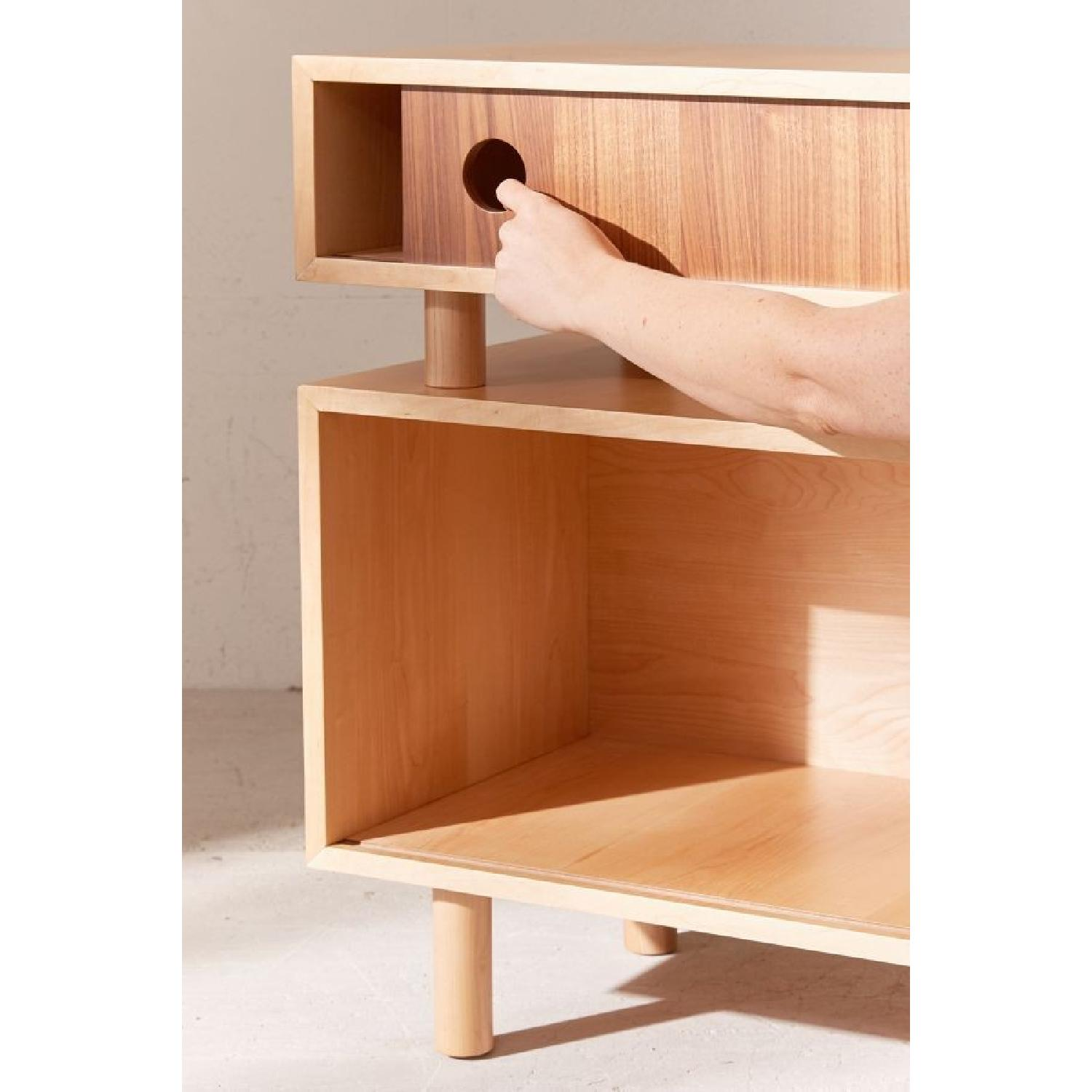 Urban Outfitters Hamilton Wood Media Console - image-10