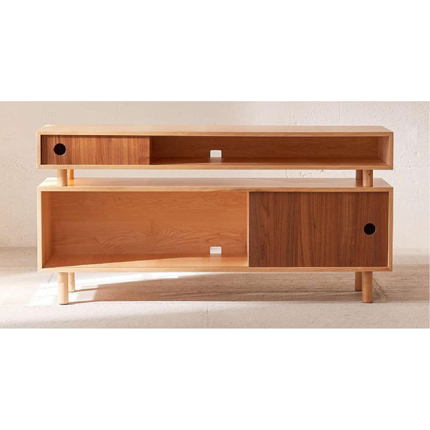 Urban Outfitters Hamilton Wood Media Console - image-11