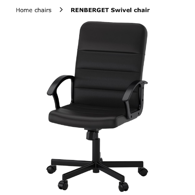 Ikea Laptop Desk & Chair - image-3