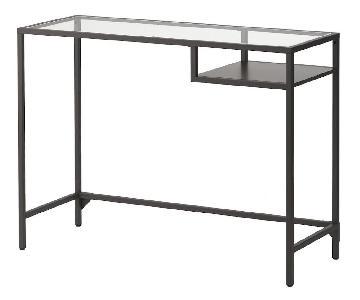 Ikea Laptop Desk & Chair