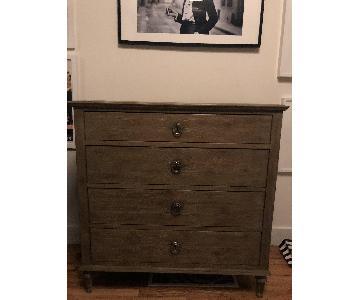 Restoration Hardware Maison 4-Drawer Dresser