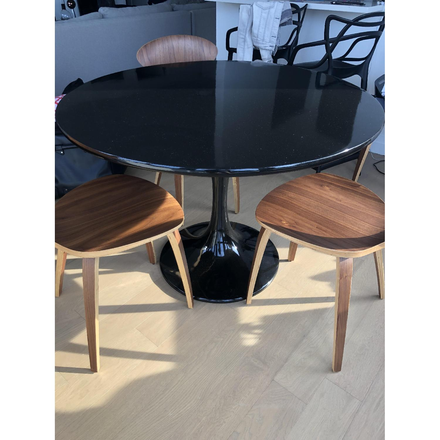 Fine Mod Imports Dining Table - image-3