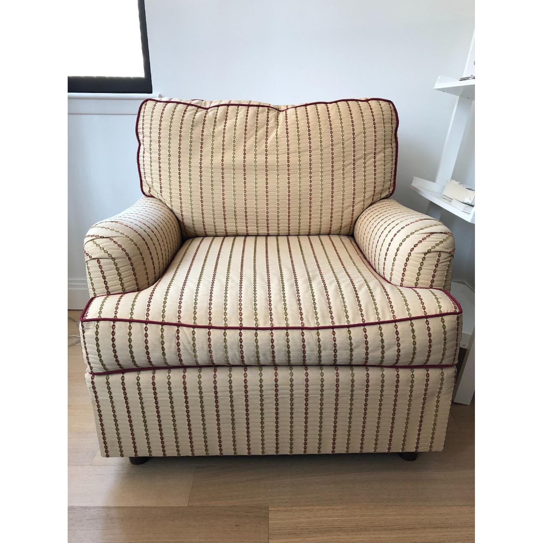 Cornell Club Armchair - image-1