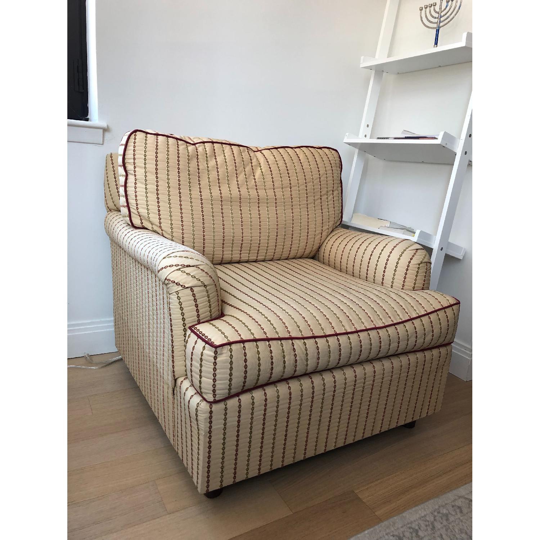 Cornell Club Armchair - image-2