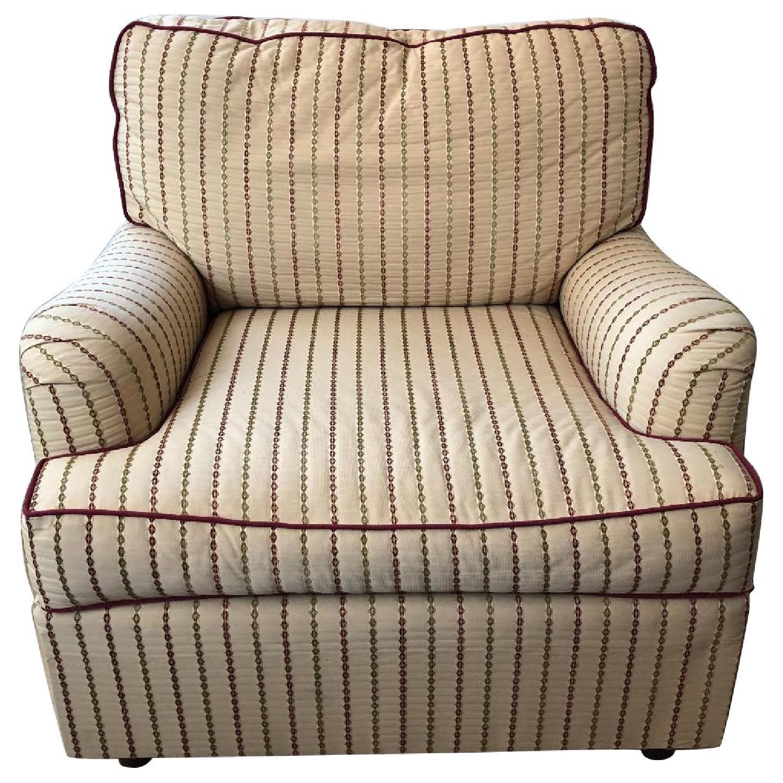 Cornell Club Armchair - image-0