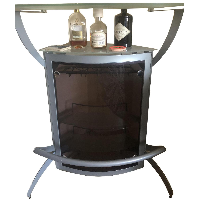 Glass Mini Bar - image-0